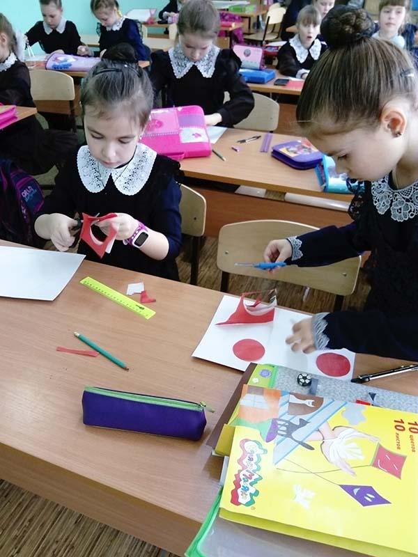 День Культуры под Знаменем мира в школе № 50 г. Слюдянка